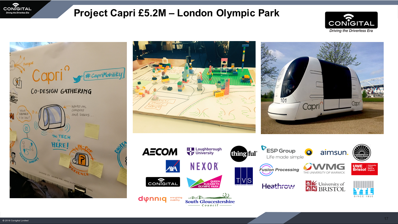 Project Capri £5.2M - London Olympic Park